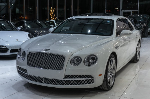 Used-2014-Bentley-Flying-Spur-W12-Sedan-Mulliner-Package-LOADED-White