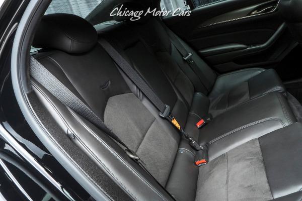 Used-2016-Cadillac-CTS-V-Sedan-MSRP-89K-LUXURY-PACKAGE-ULTRAVIEW-SUNROOF
