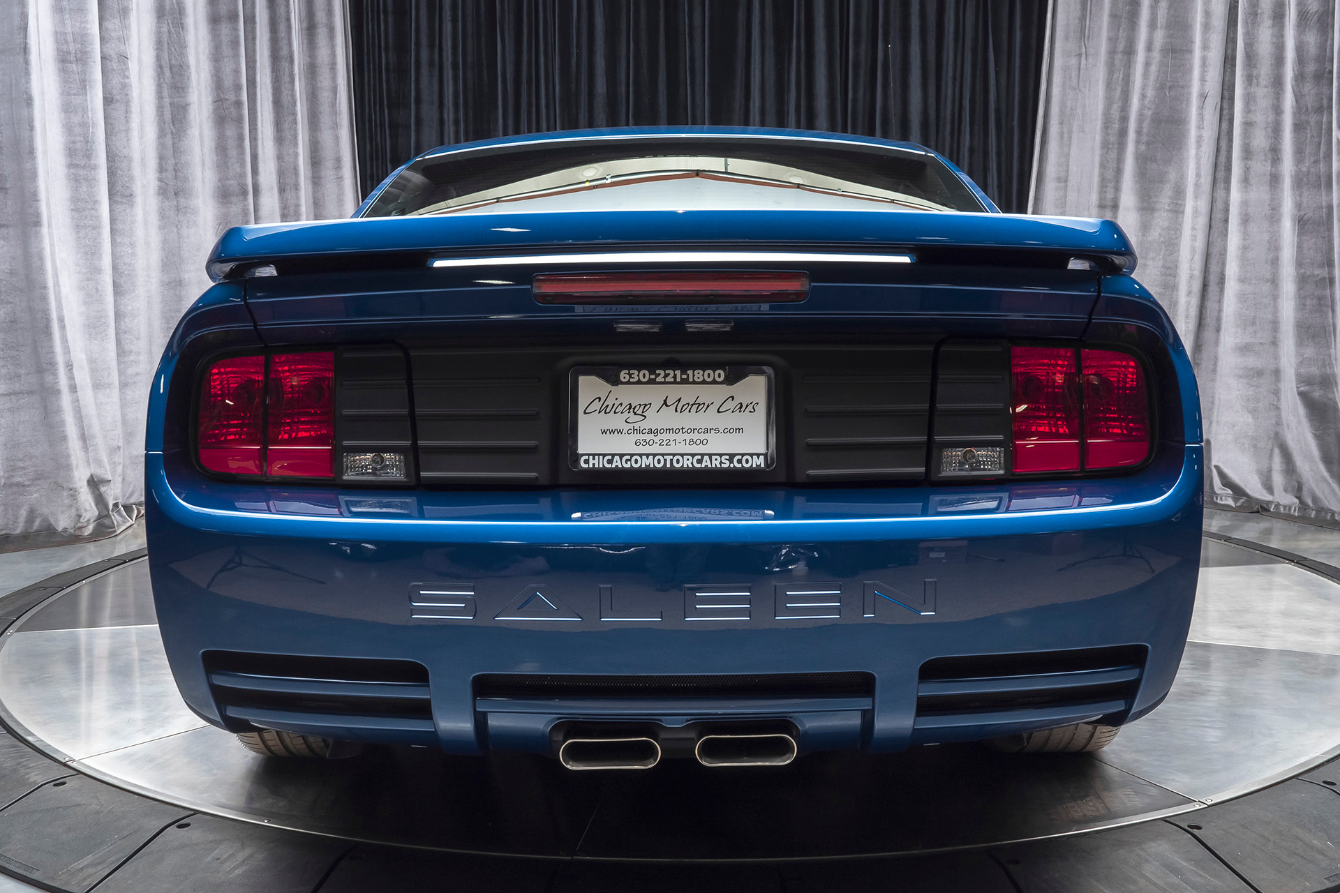 Used-2008-Ford-Mustang-Saleen-S281-Supercharged-Coupe-ONLY-10K-MILES-1-of-9-MADE