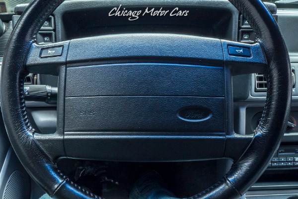 Used-1993-Ford-Mustang-SVT-Cobra-Coupe-EXCELLENT-CONDITION-LIMITED-EDITION