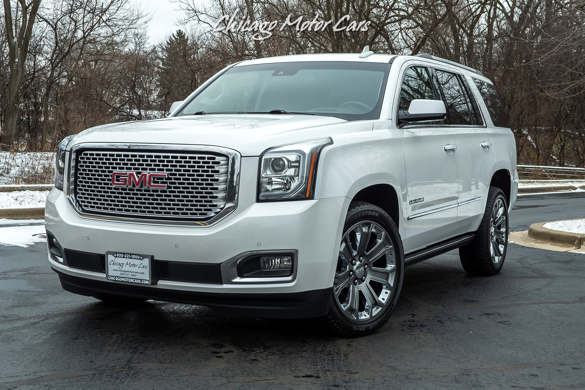 Used-2016-GMC-Yukon-Denali-One-Owner-Open-Road-Package