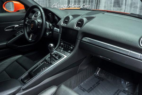 Used-2018-Porsche-718-Cayman-S