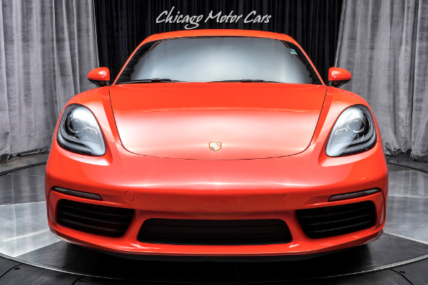 Used-2018-Porsche-718-Cayman-S-Coupe-MSRP-81K-6-SPEED-MANUAL-ONLY-2200-MILES
