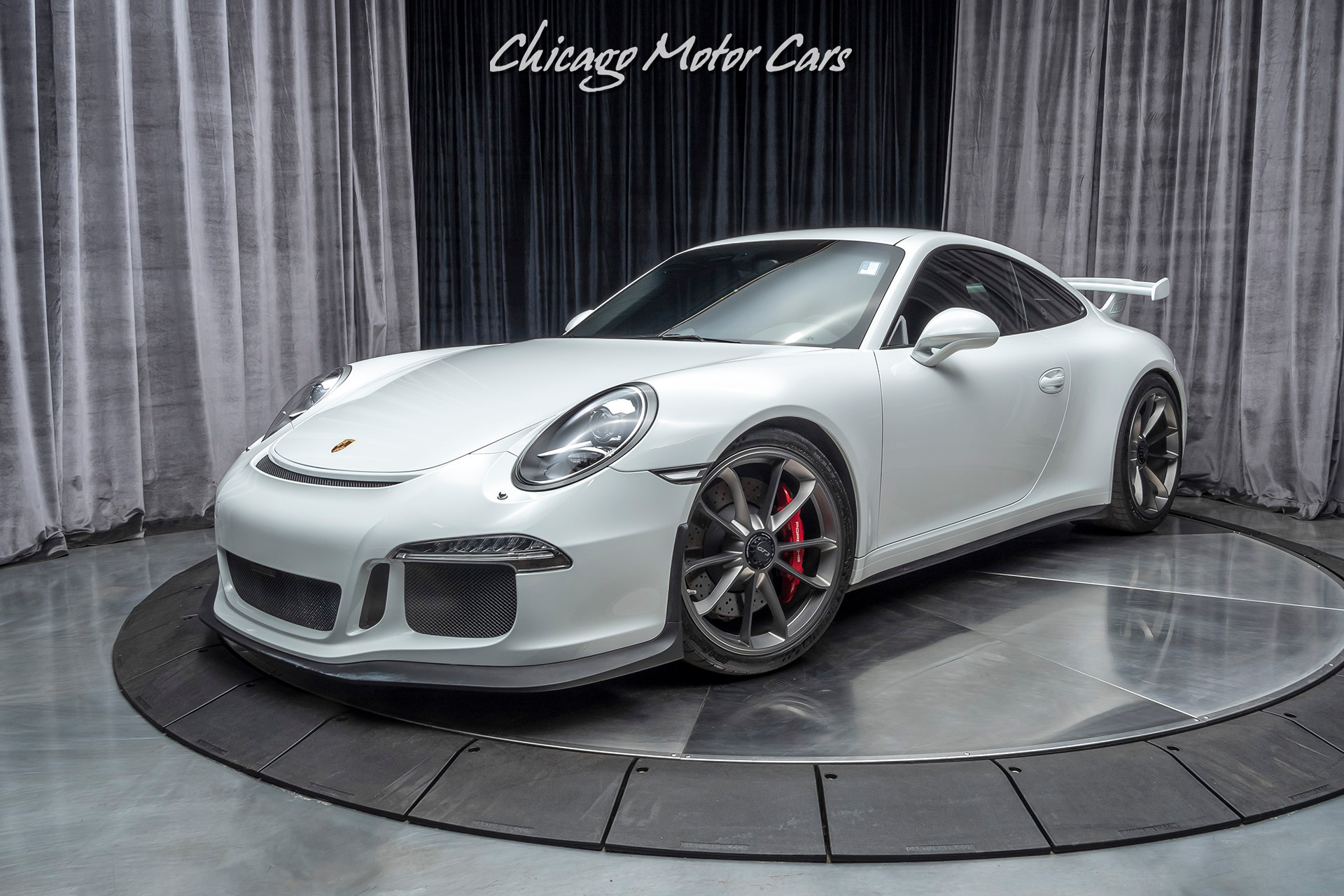Used 2015 Porsche 911 GT3 Coupe Upgrades! Serviced! Carbon ...