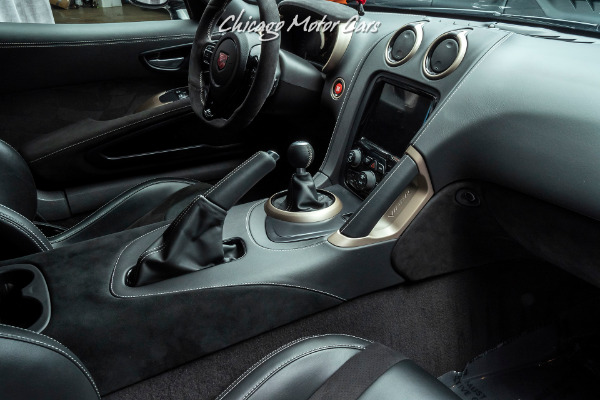 Used-2017-Dodge-Viper-ACR-Vooodoo-II-Edition-Coupe-RARE-1-of-31-Built