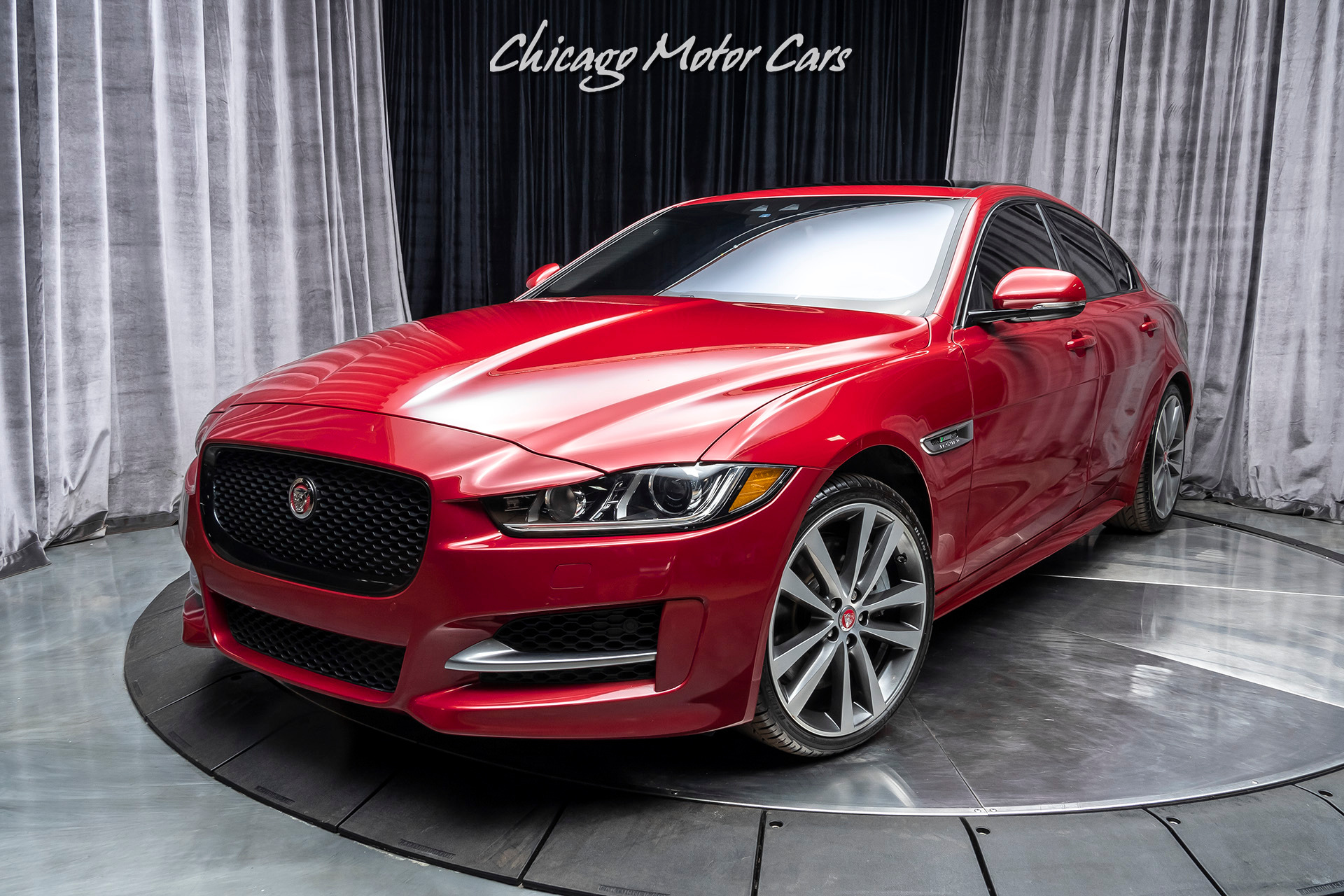 jaguar xe 35t sport awd package sedan convenience comfort msrp 56k cars