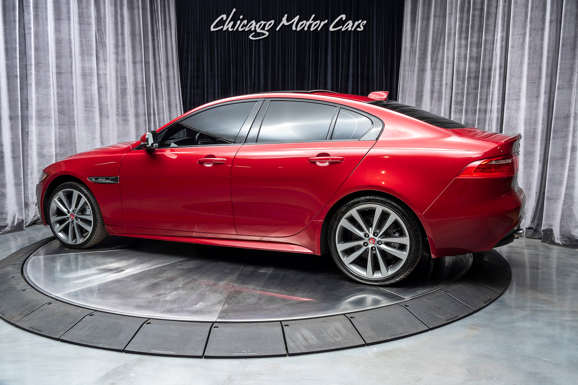 jaguar xe 35t sport awd sedan package convenience comfort 56k msrp cars