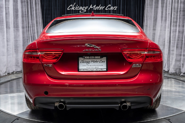 xe 35t jaguar sport 56k convenience msrp awd sedan comfort package chicago motor cars