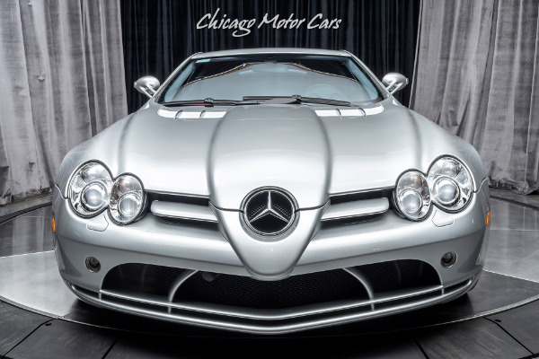 Used-2006-Mercedes-Benz-SLR-SLR-McLaren-Coupe-ONLY-2200-Miles-SERVICED