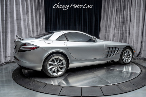 Used-2006-Mercedes-Benz-SLR-McLaren-Coupe-ONLY-2200-Miles-SERVICED-RARE---DESIRED