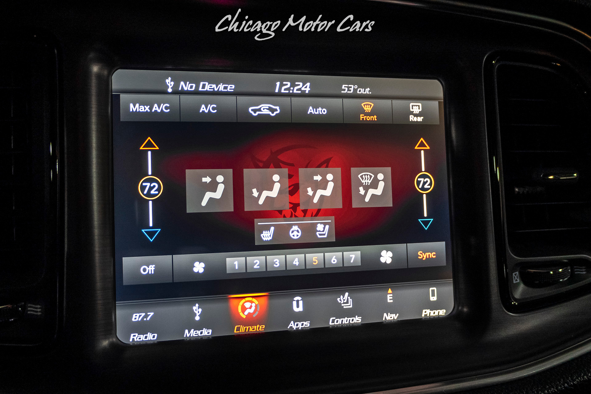 Used-2018-Dodge-Challenger-SRT-Demon-Coupe-ONLY-50-MILES-DEMON-CRATE-INCLUDED