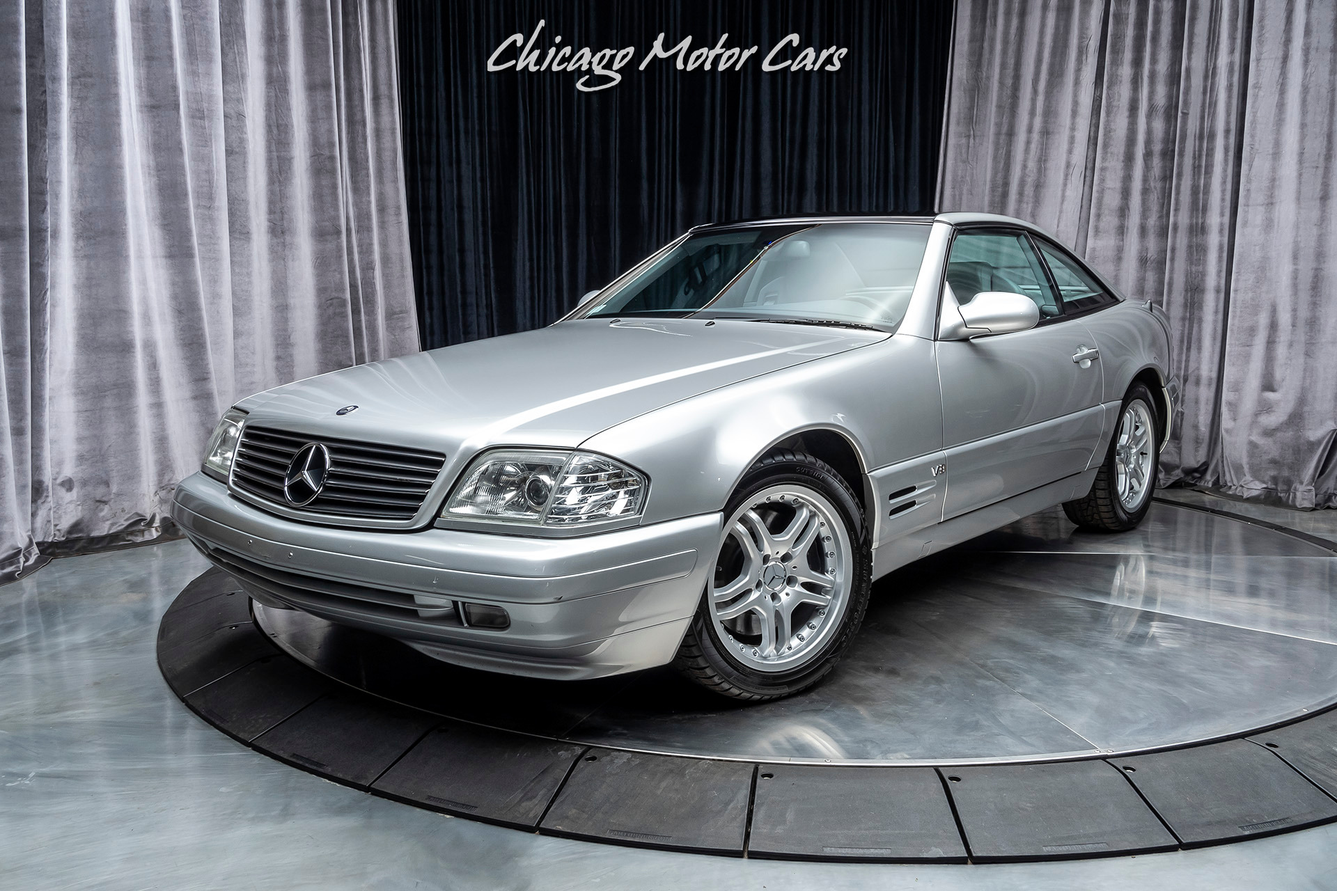 Used-1999-Mercedes-Benz-SL500-Convertible