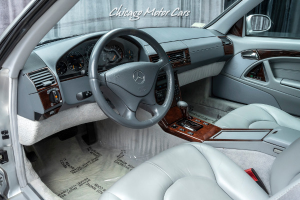 Used-1999-Mercedes-Benz-SL500-Convertible-Showroom-Quality-Example-Panoramic-Roof