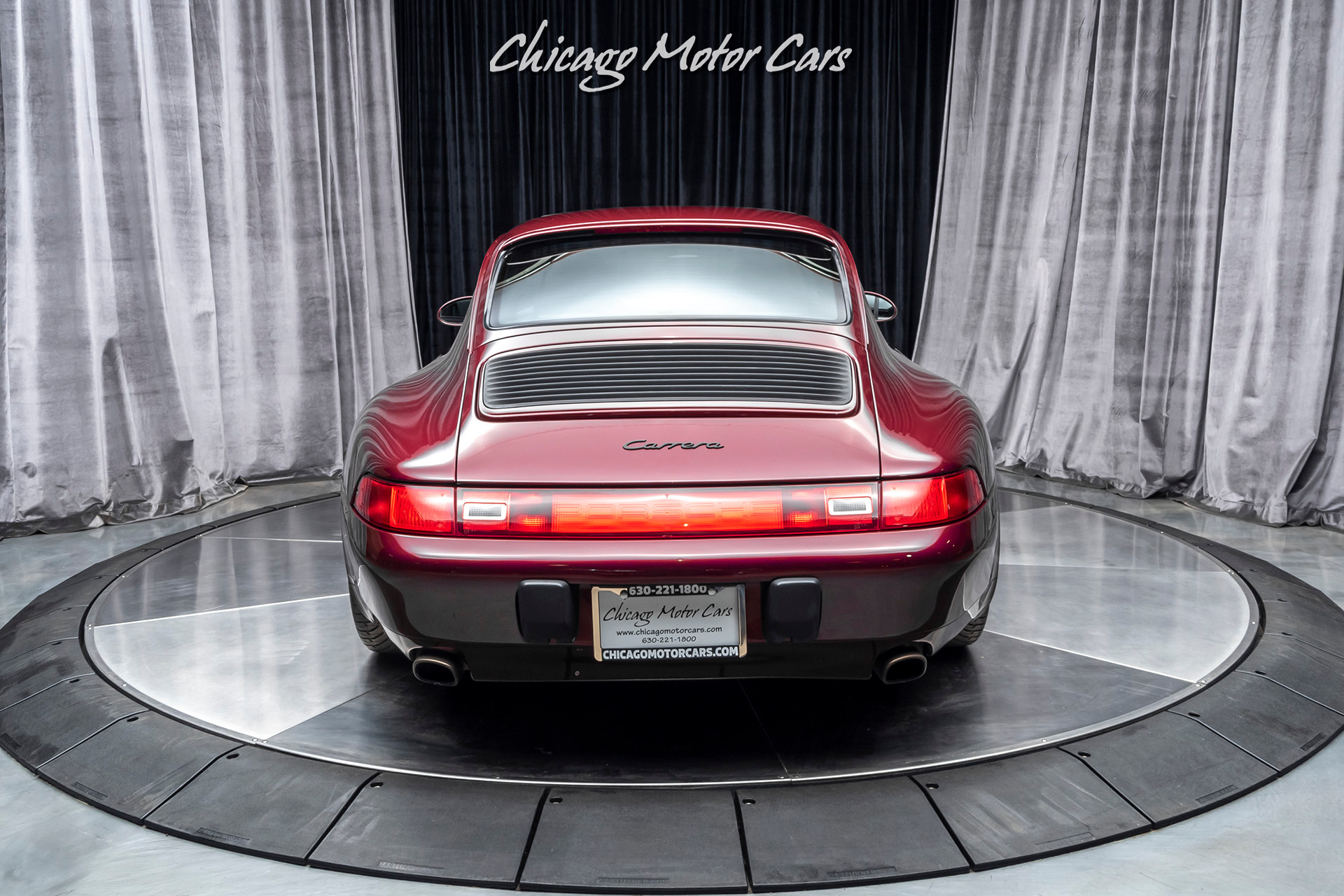 Used-1997-Porsche-911-Carrera-Coupe-6-SPEED-MANUAL-44K-MILES-GORGEOUS-COLOR