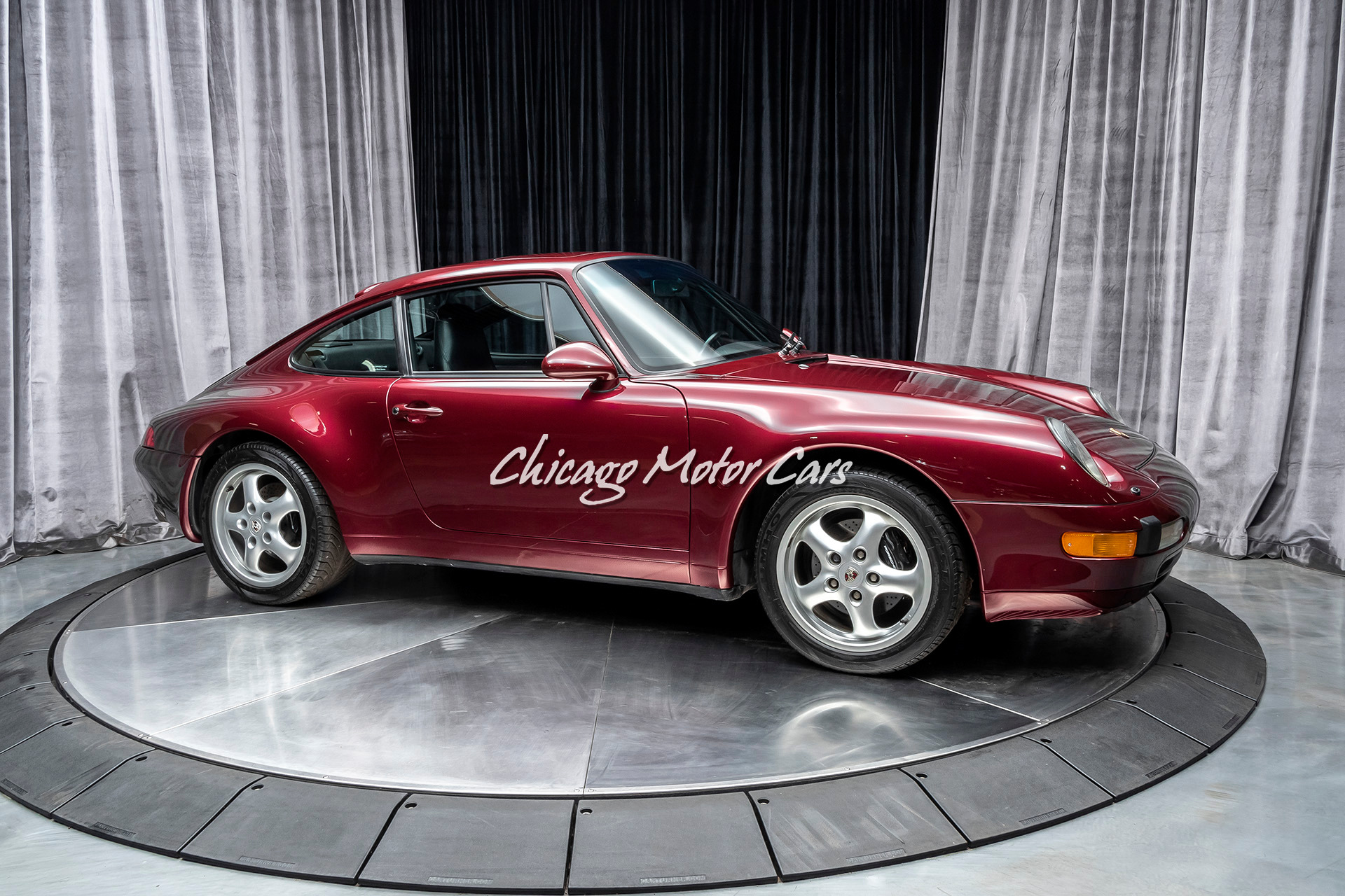 Used-1997-Porsche-911-Carrera-Coupe-6-Speed-Manual-Arena-Red-Metallic-Serviced