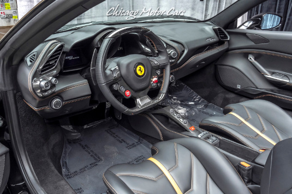 Used-2017-Ferrari-488-Spider-Convertible-Only-1600-Miles-MSRP-341k-Carbon-Fiber