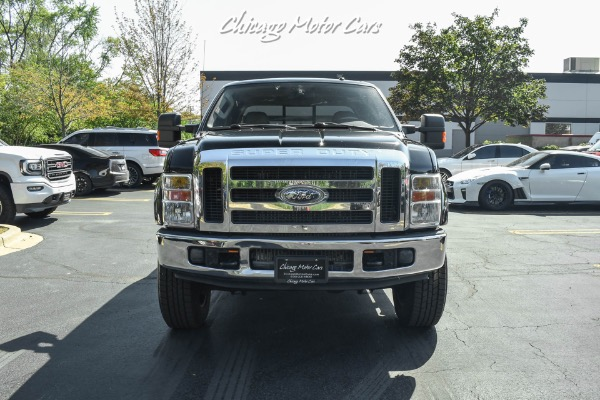 Used-2008-Ford-F350-Super-Duty-Lariat-Tow-Command-System-Diesel-V8-Engine-Heated-Captains-Chairs