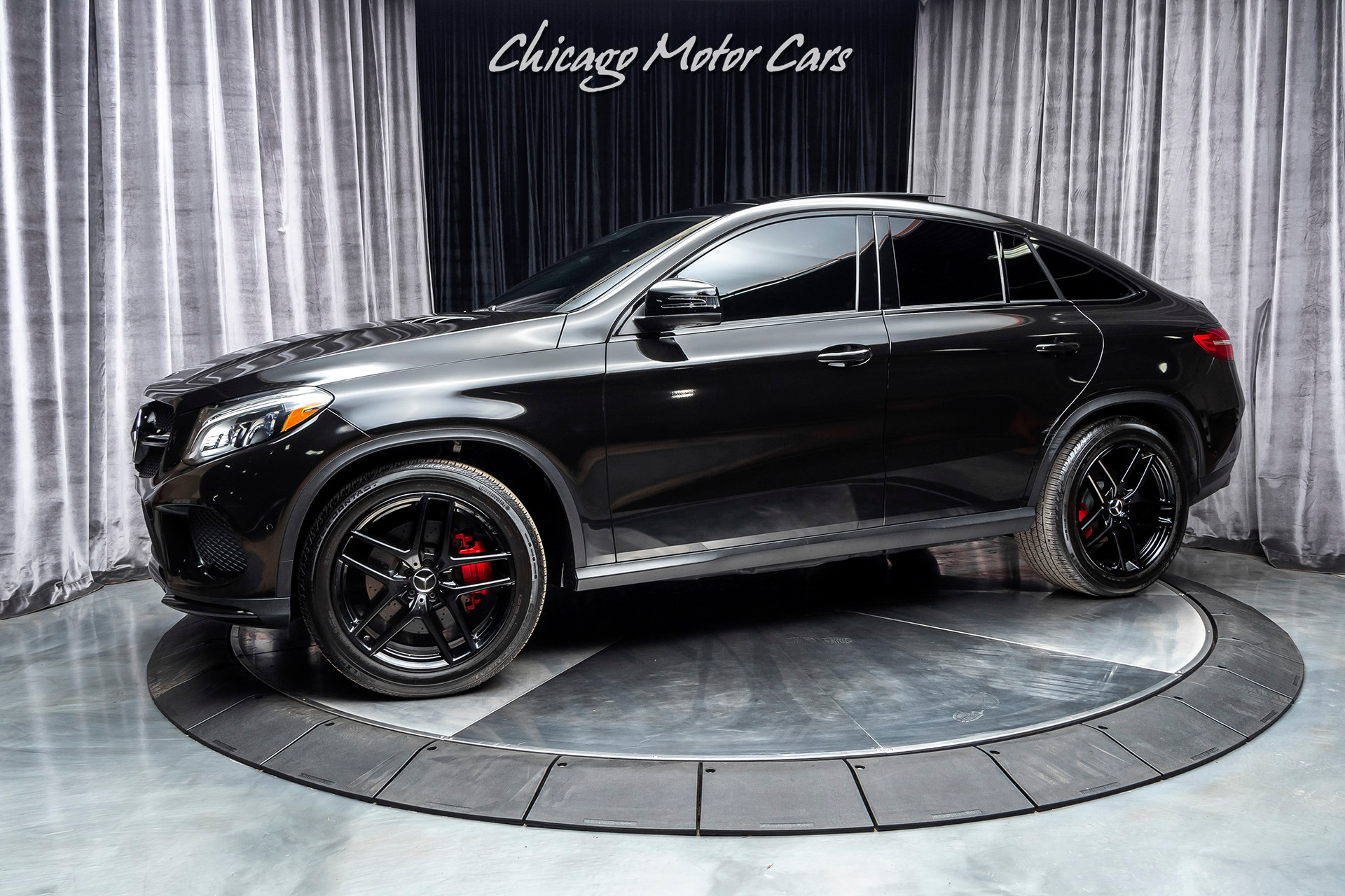 Used 2017 Mercedes-Benz GLE43 AMG AWD SUV LOADED WITH ...
