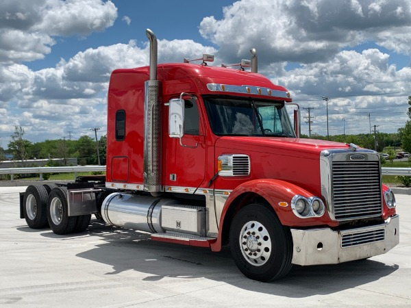 Used-2014-FREIGHTLINER-CORONADO-132-SLEEPER-GLIDER-Detroit-60---475hp---13-Speed