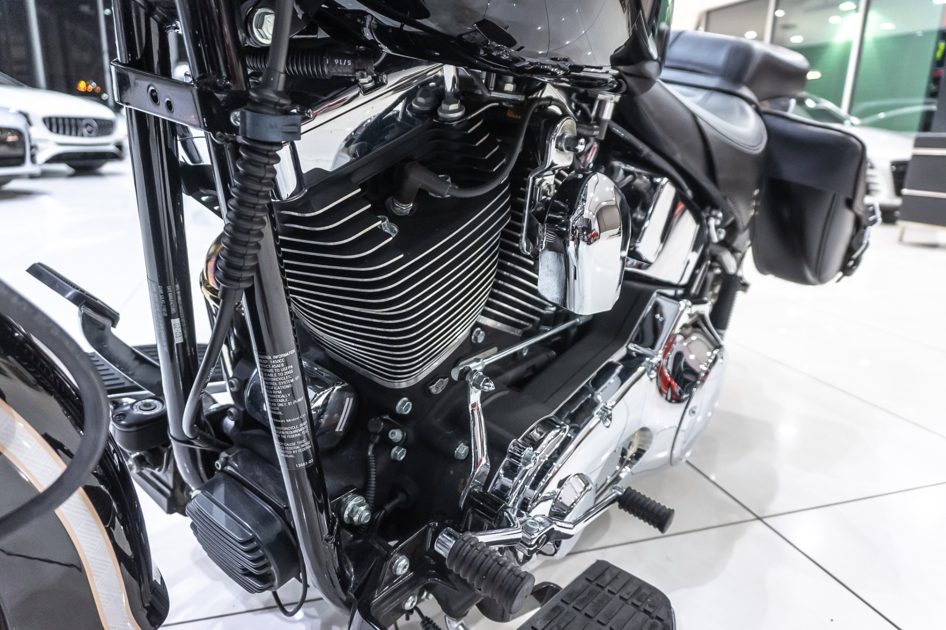 Used-2003-Harley-Davidson-FXST-SOFTAIL-FATBOY-100TH-ANNIVERSARY-EDITION-1450CC-ONLY-3400-MILES