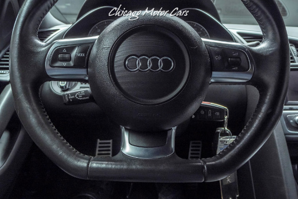 Used-2008-Audi-R8-Quattro-17k-Miles-Serviced-Coupe