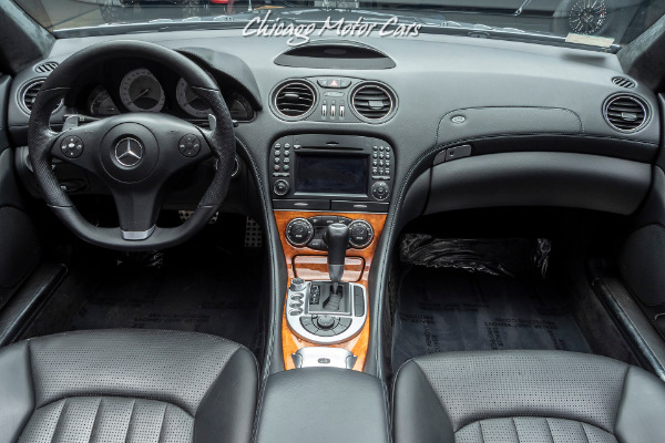 Used-2009-Mercedes-Benz-SL63-AMG-Convertible-PREMIUM-P1-Package-ONLY-37K-MILES