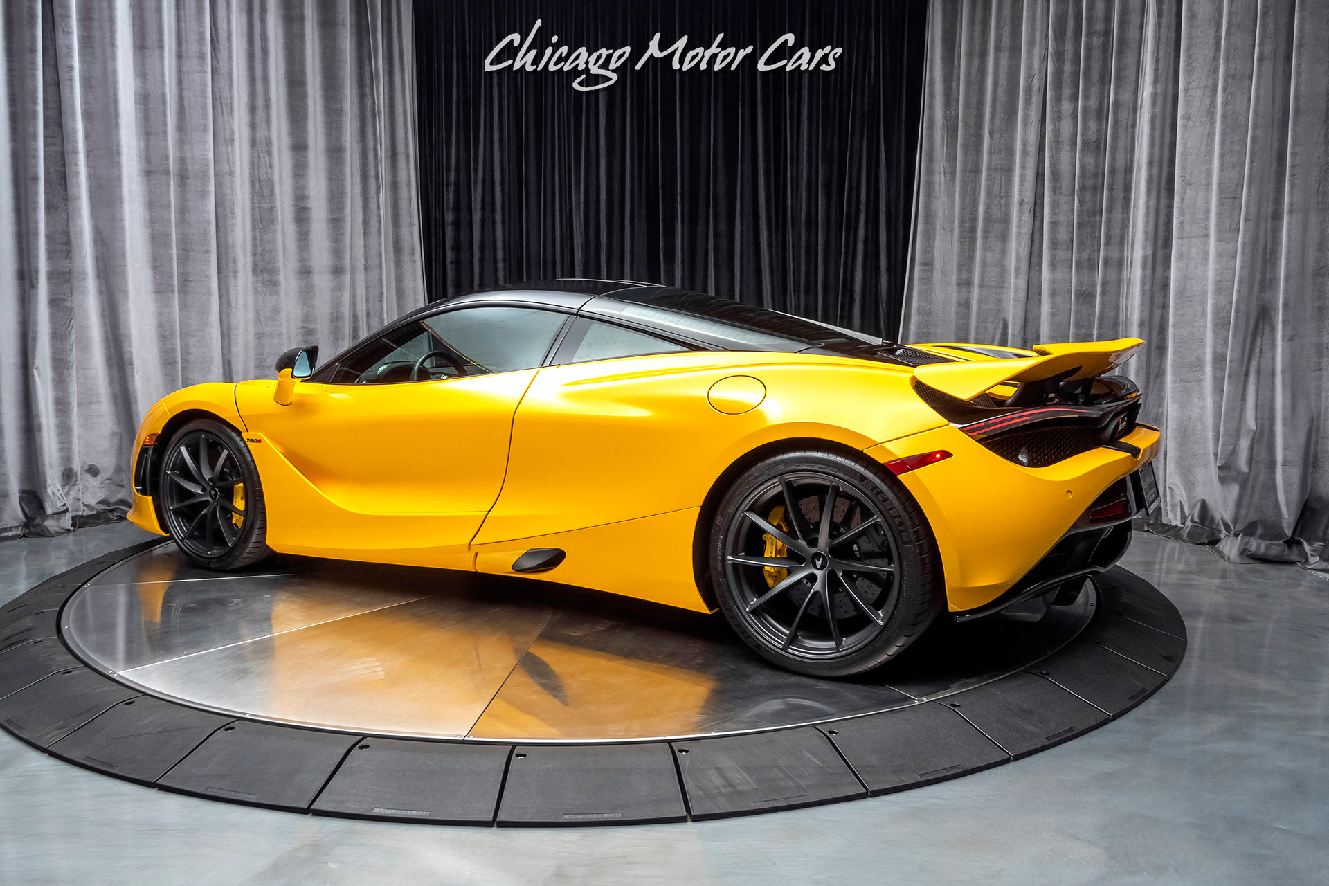 Used 2019 McLaren 720S Performance Coupe MSRP $369K