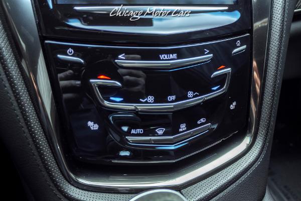 Used-2018-Cadillac-CTS-V-Sedan-Original-MSRP-110K-CARBON-FIBER-PACKAGE---RECARO-RACING-SEATS