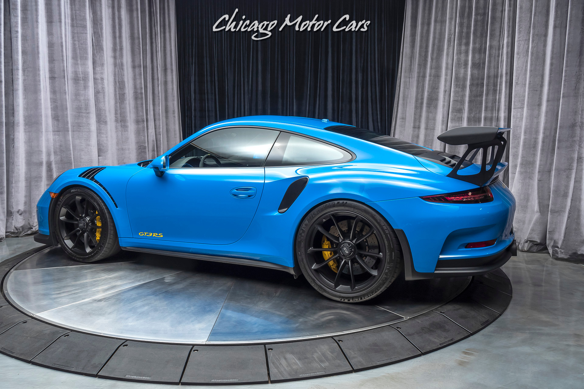 Used-2016-Porsche-911-GT3-RS-PTS-Voodoo-Blue-RARE-Only-3200-Miles-PCCBs-Axle-Lift-LOADED