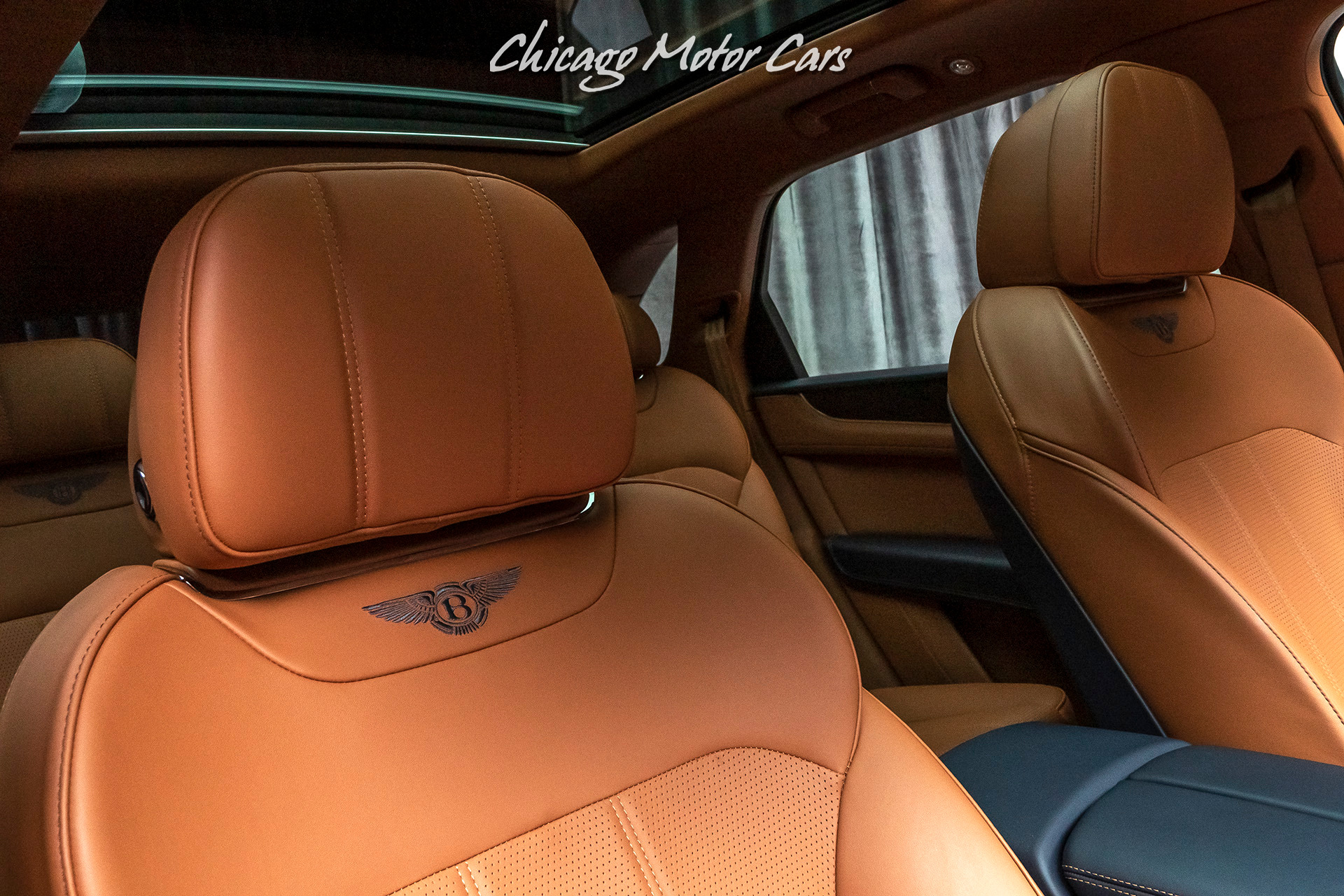 Used 2019 Bentley Bentayga V8 Suv Touring Specification For Sale Special Pricing Chicago Motor Cars Stock 16922