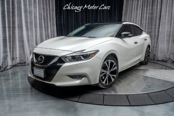 Used-2018-Nissan-Maxima-35-Platinum-LOADED-Navigation-Pano-Roof-BOSE-Sound