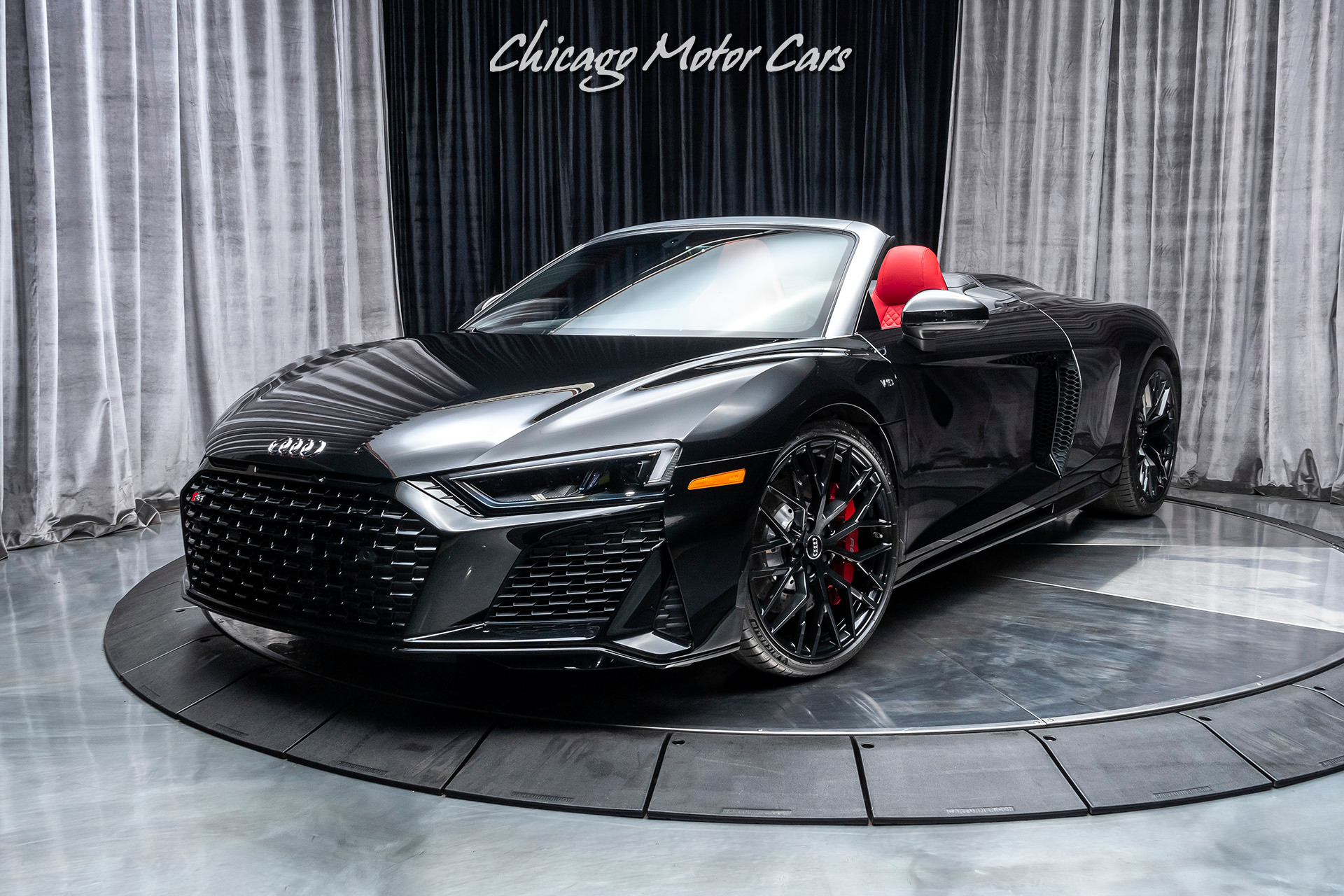 used 2020 audi r8 52l v10 quattro spyder convertible msrp