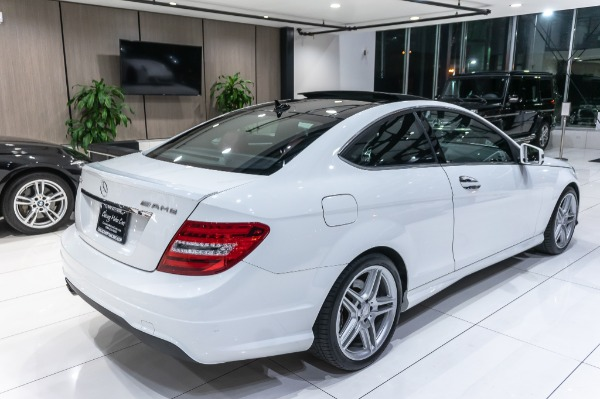 Used-2013-Mercedes-Benz-C250-Coupe-AMG-WHEELS-NAVIGATION-PREMIUM-PACKAGE-LOADED