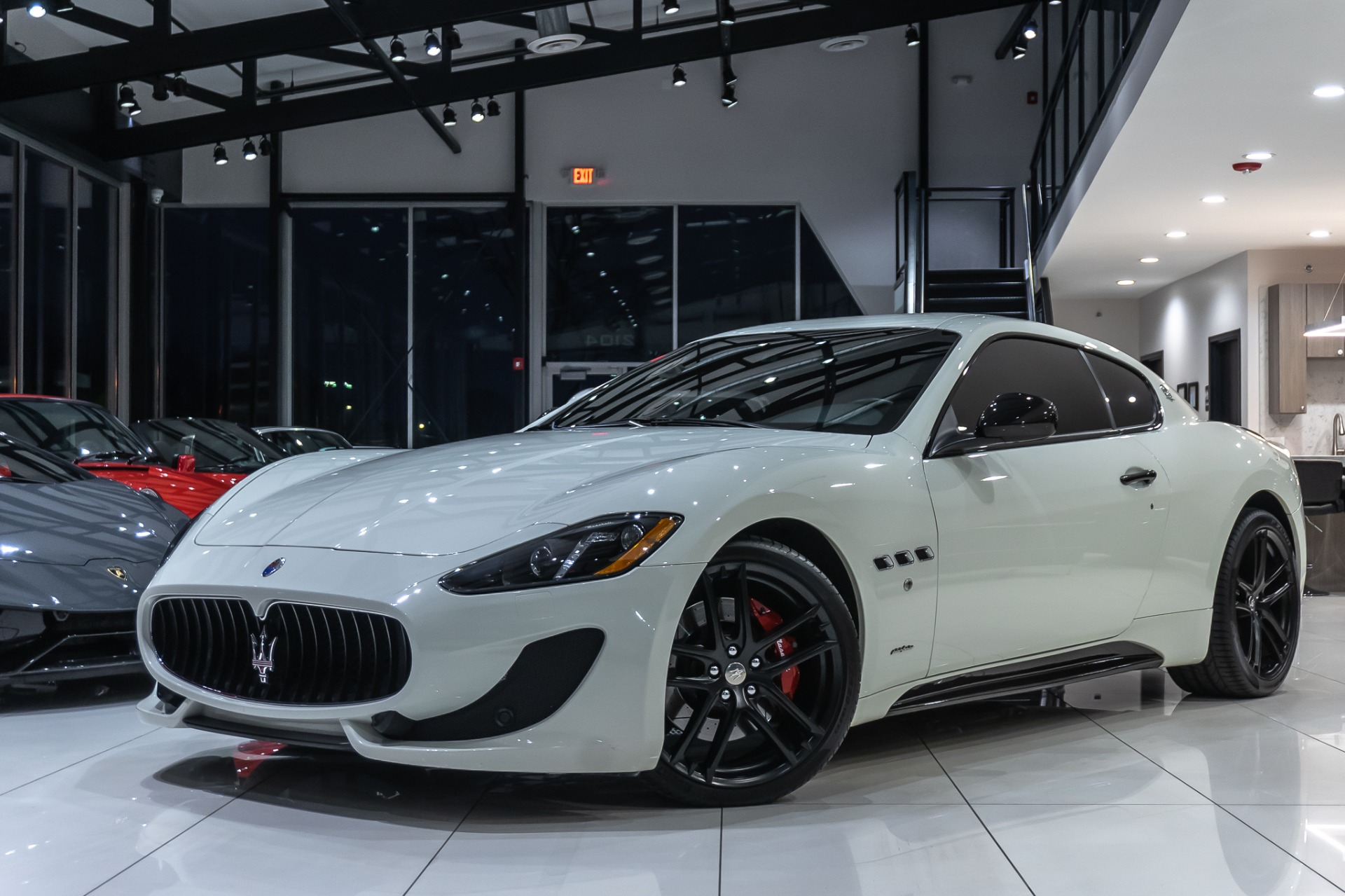 Used 2015 Maserati GranTurismo Sport Loaded! Carbon Fiber ...