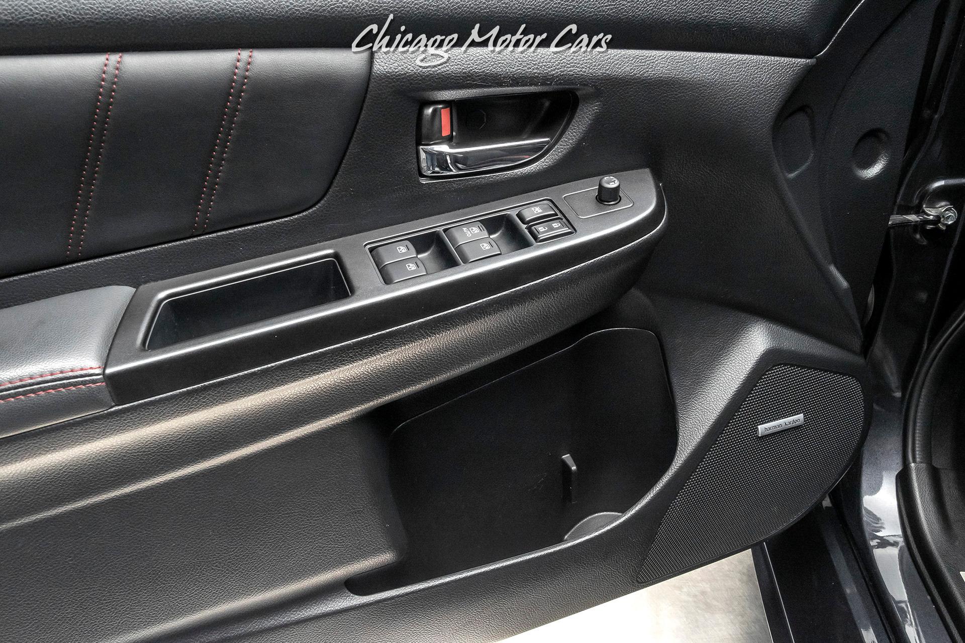 Used-2015-Subaru-WRX-STI-Limited-Sedan-ONLY-38K-Miles--FUN-6-SPEED-MANUAL