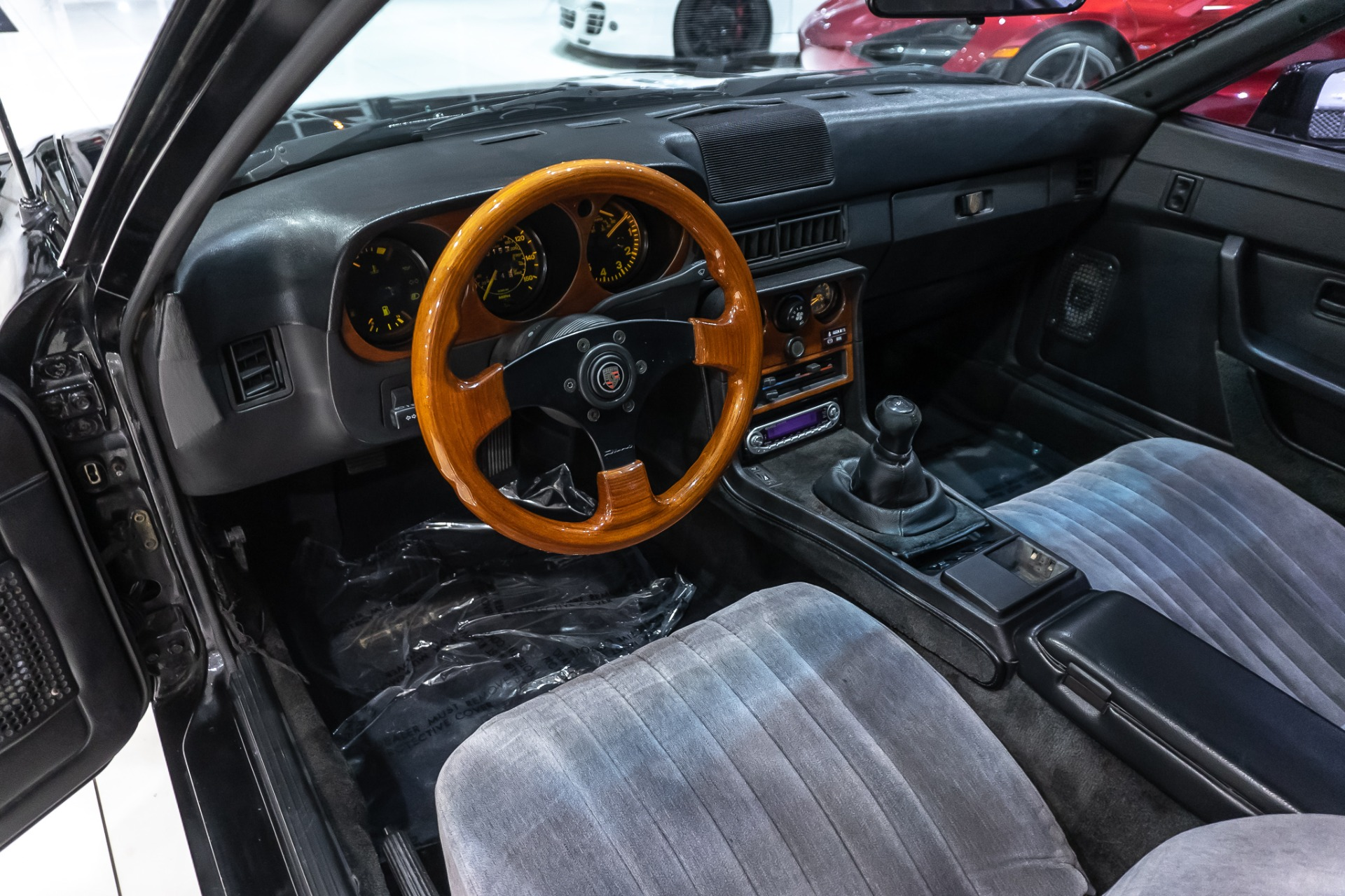 Used-1983-Porsche-944-Coupe-Manual-Transmission-Upgraded-Sound-System