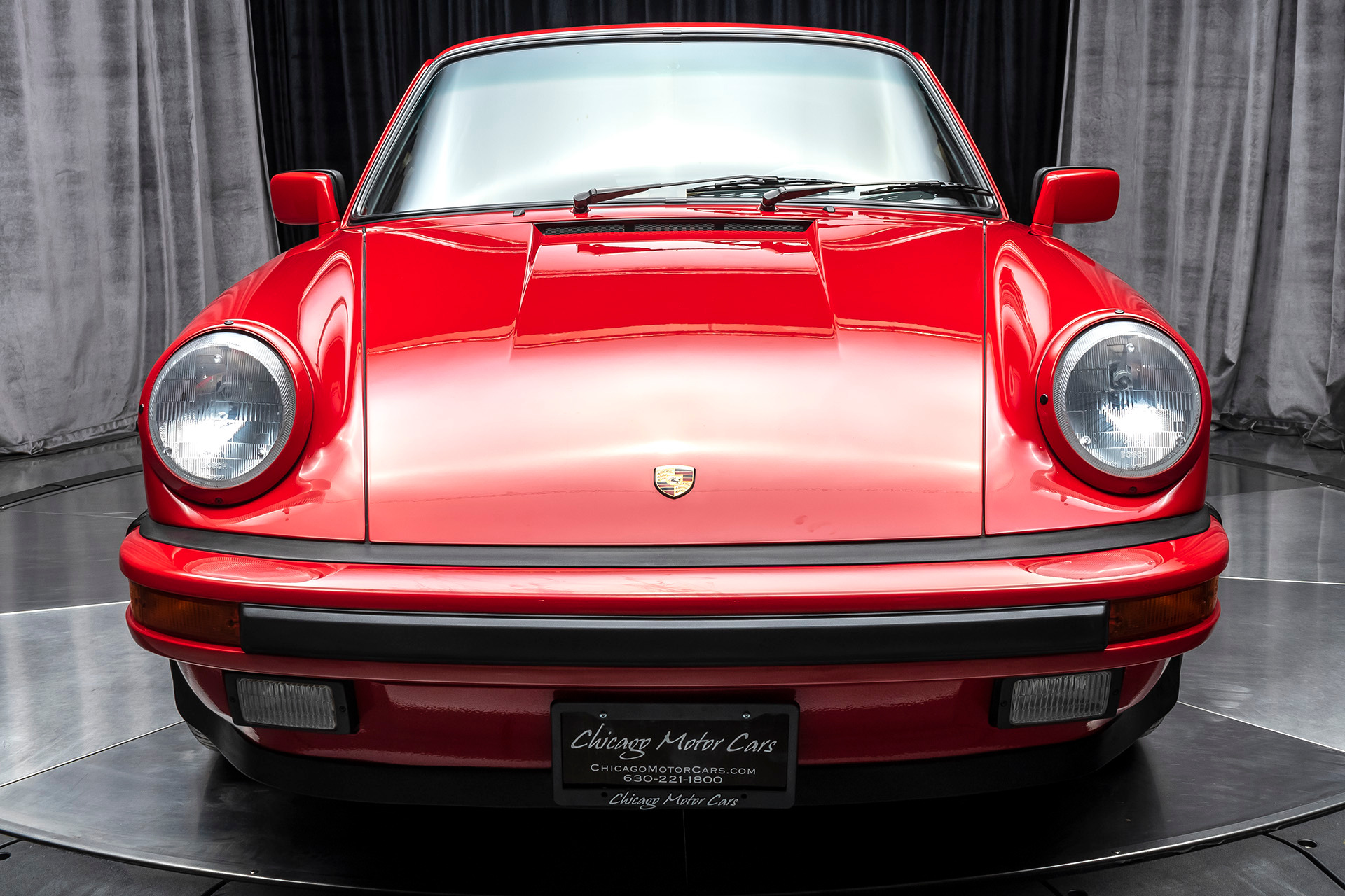 Used-1989-Porsche-911-Carrera---ONLY-16K-MILES---ALL-ORIGINAL-SPECTACULAR