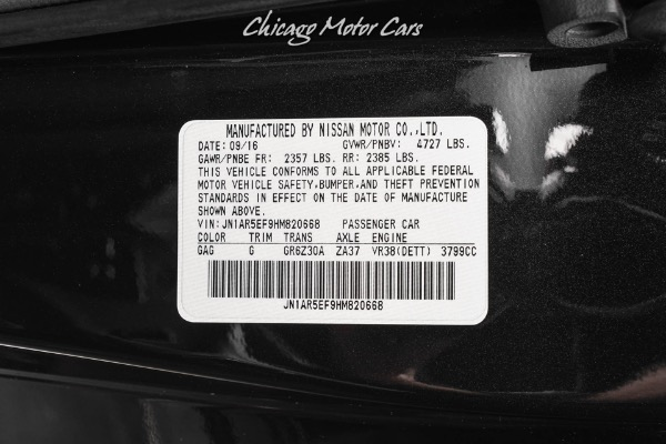 Used-2017-Nissan-GT-R-Premium-Coupe-FULL-BOLT-ON--FLEX-FUEL-650-WHP