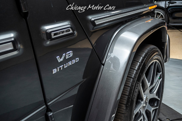 Used-2020-Mercedes-Benz-G63-AMG-4Matic-SUV-Stronger-Than-Time-Edition-RARE-LOADED-Carbon-Fiber