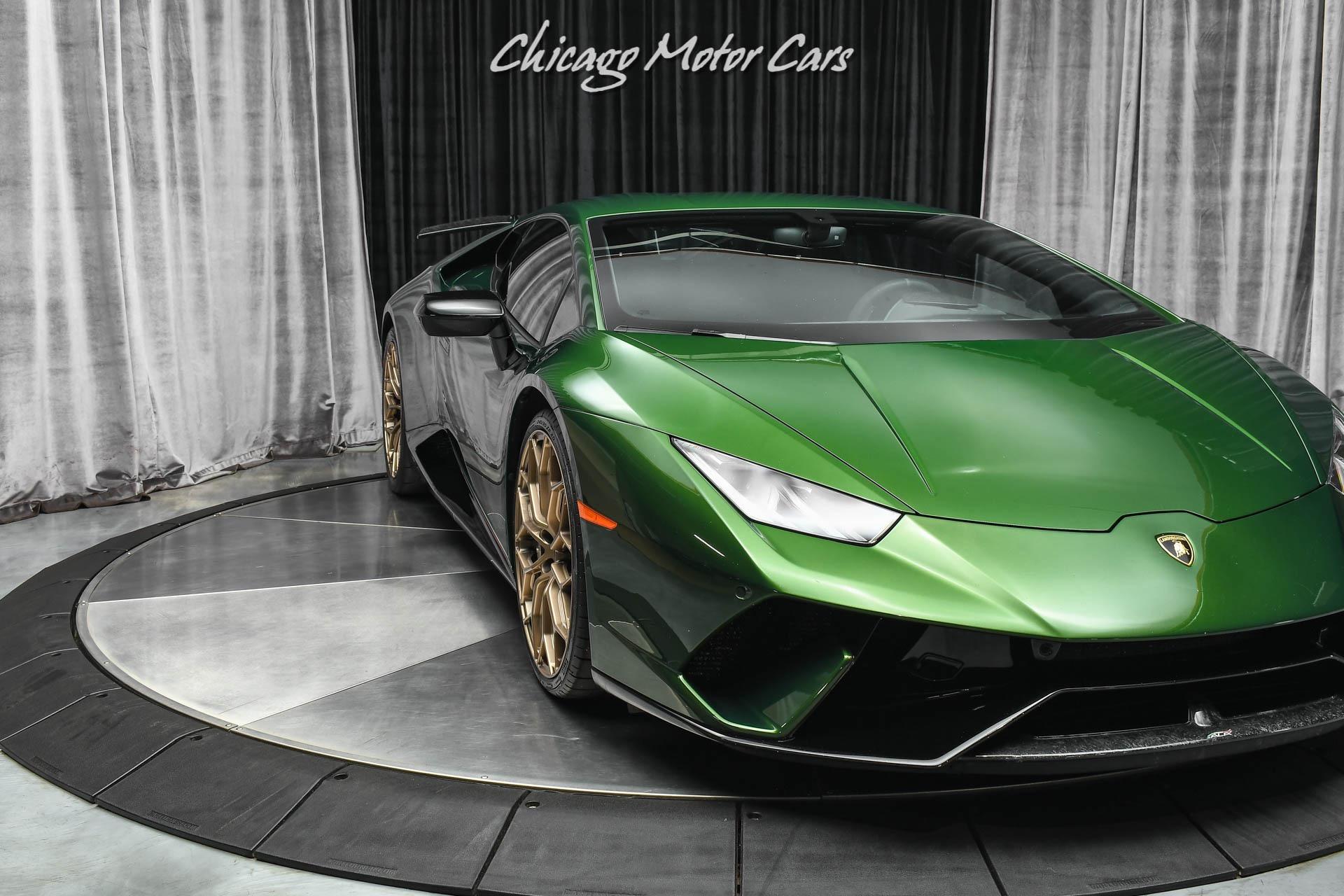 Used-2018-Lamborghini-Huracan-Performante-LP640-4-Coupe-FULLY-LOADED-RARE-VERDE-ERMES-COLOR