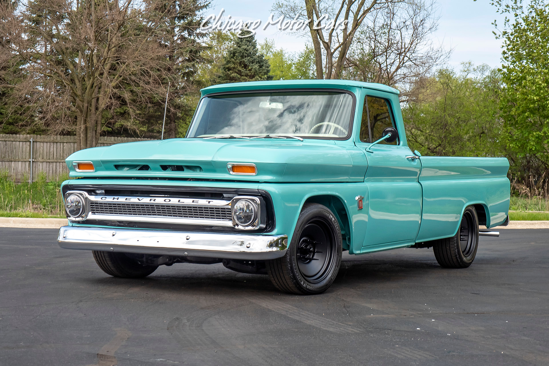 Used 1964 Chevrolet C10 Pickup For Sale Special Pricing Chicago Motor Cars Stock 16868b