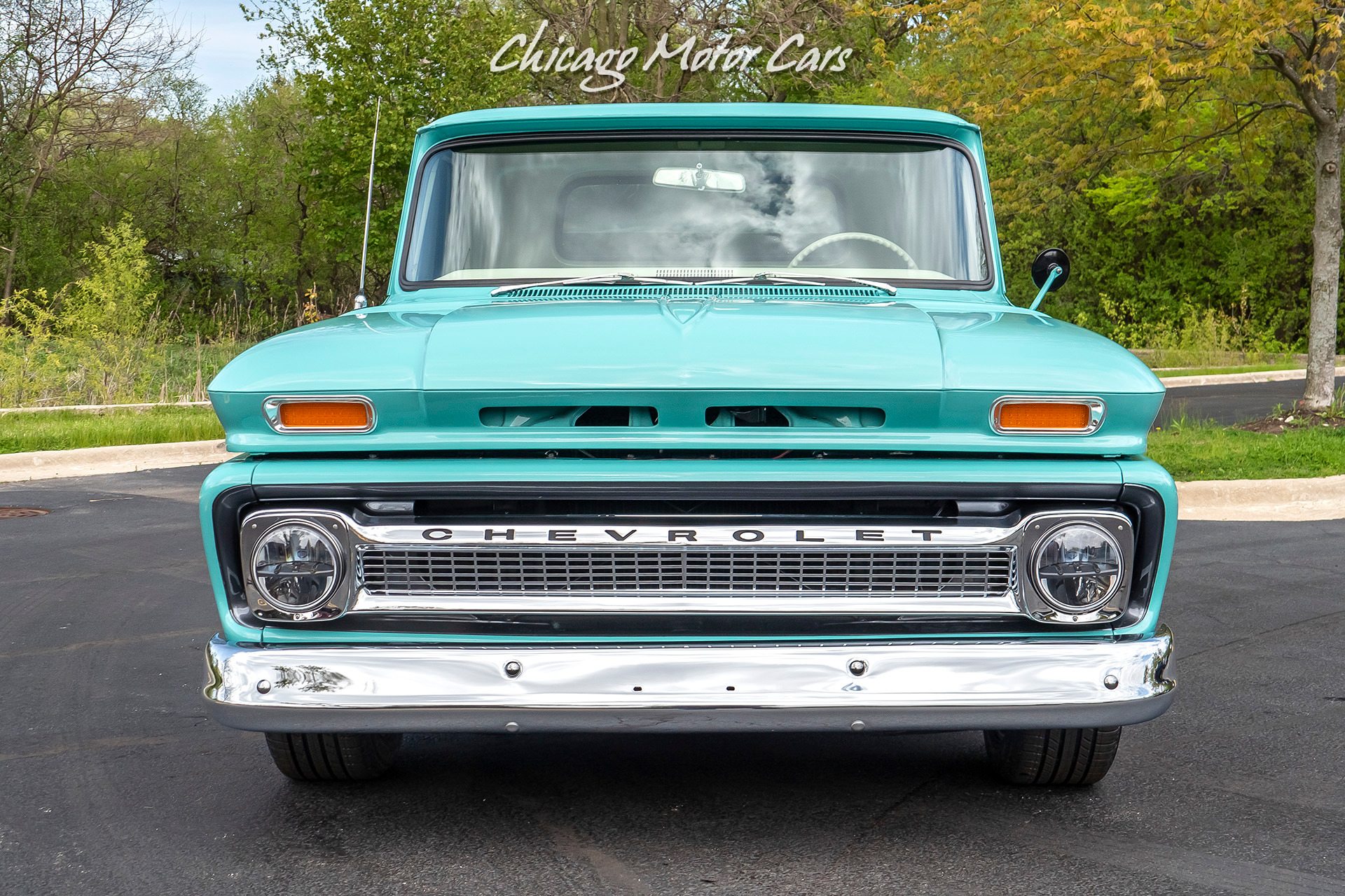 Used-1964-Chevrolet-C10-Pickup