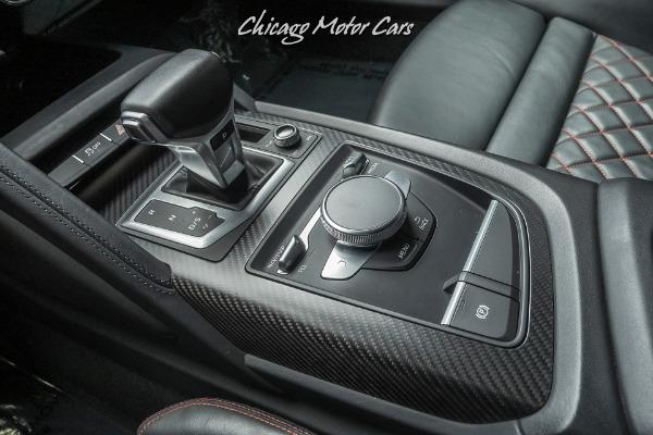 Used-2017-Audi-R8-V-10-Plus-52-quattro-PLUS-Coupe-Serviced-Warranty