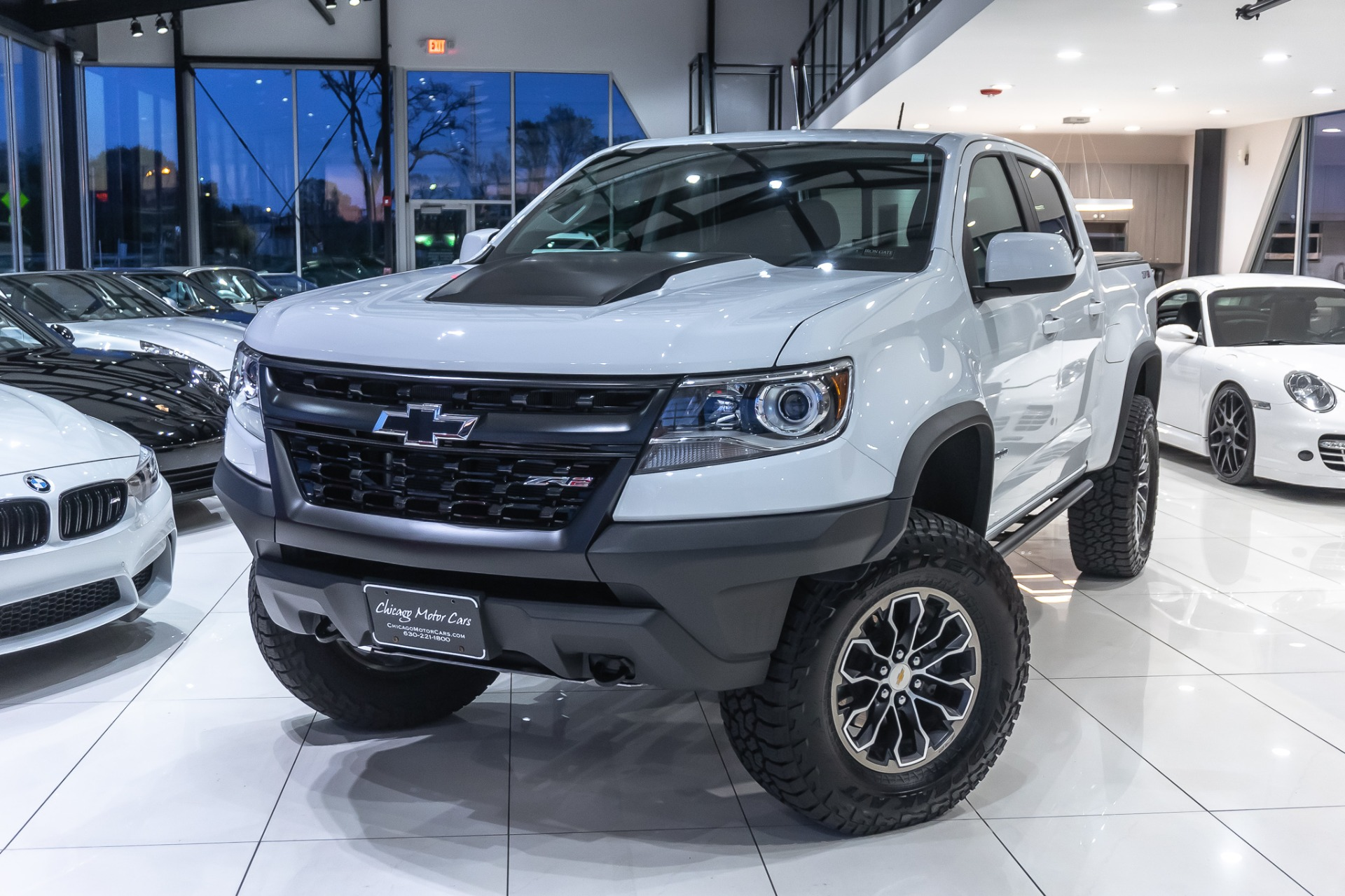 Used 2019 Chevrolet Colorado ZR2 PICKUP TRUCK! FULLY ...