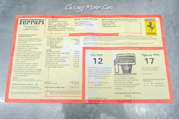 Used-2006-Ferrari-F430-F1-Transmission-FAB-SPEED-EXHAUST-UPGRADES