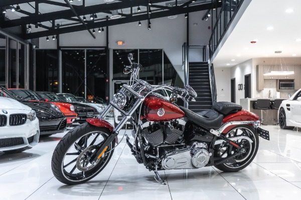 Used-2013-Harley-Davidson-FXSB-Breakout-Softail-Only-1k-Miles