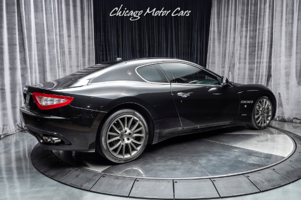 Used-2009-Maserati-GranTurismo-S-Coupe-EXCELLENT-CONDITION-THROUGHOUT