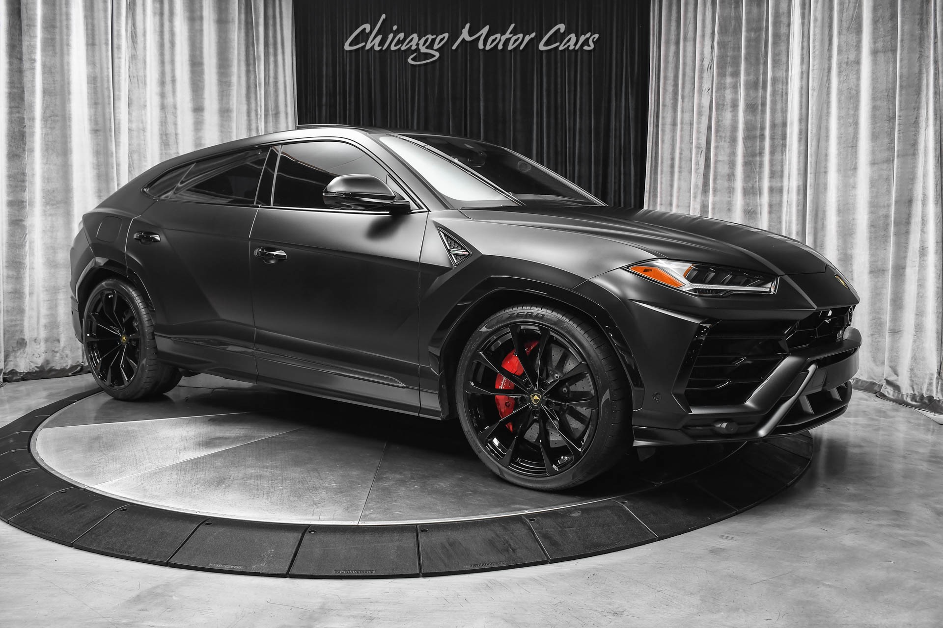 used 2020 lamborghini urus suv 23 inch wheels only 1k miles msrp 252 631 loaded for sale special pricing chicago motor cars stock 17022a used 2020 lamborghini urus suv 23 inch