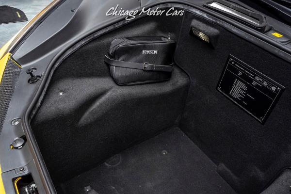 Used-2016-Ferrari-488-GTB-Coupe-HRE-Wheels-Titanium-Exhaust-Carbon-Fiber-LOADED
