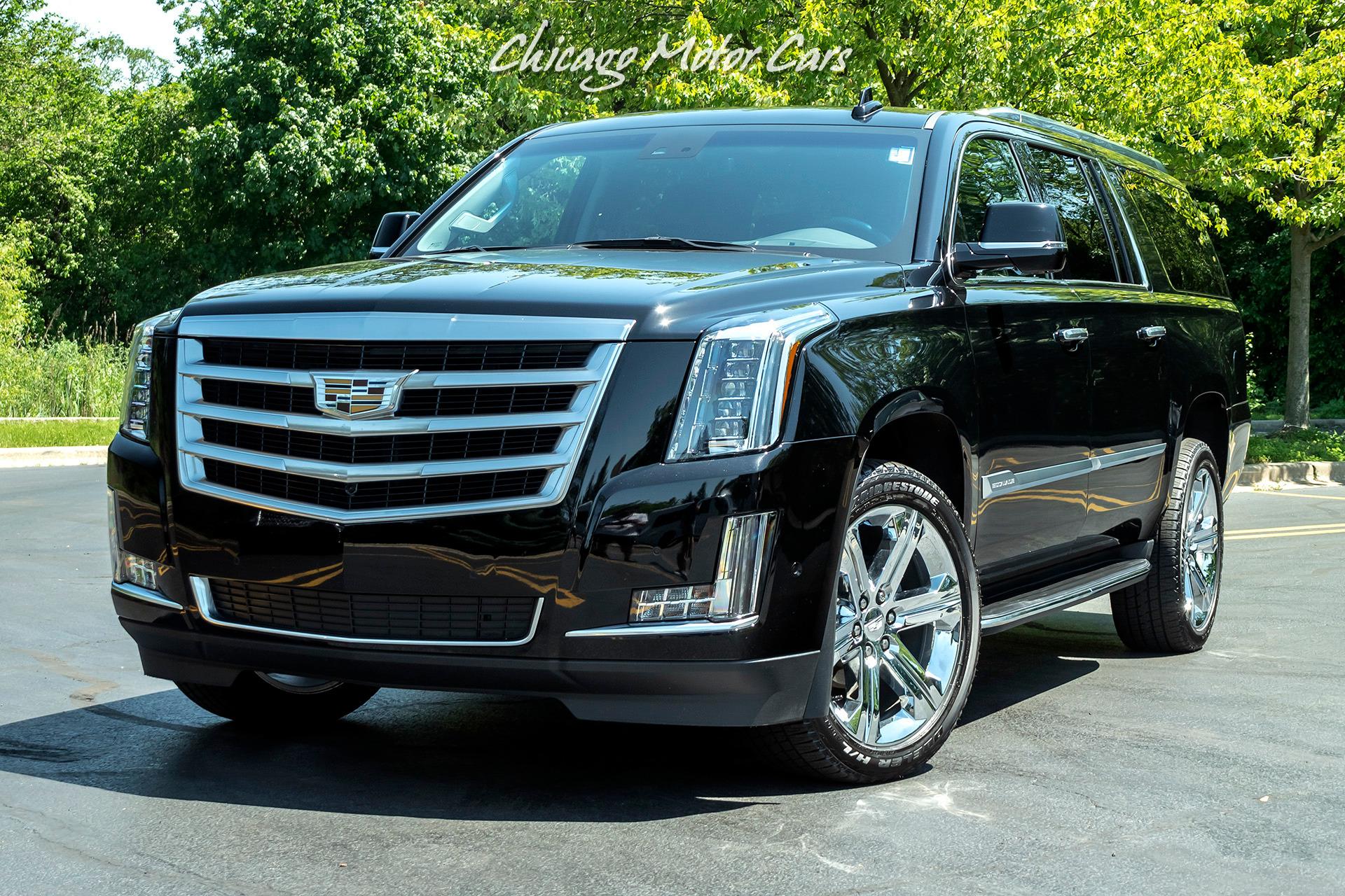 Used 2019 Cadillac Escalade ESV Luxury 4x4 For Sale ...